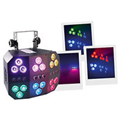 BoomTone DJ6 Pack LED PAR