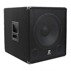 bm sub15 caisson de basses boomtone dj boomtonedj. Black Bedroom Furniture Sets. Home Design Ideas