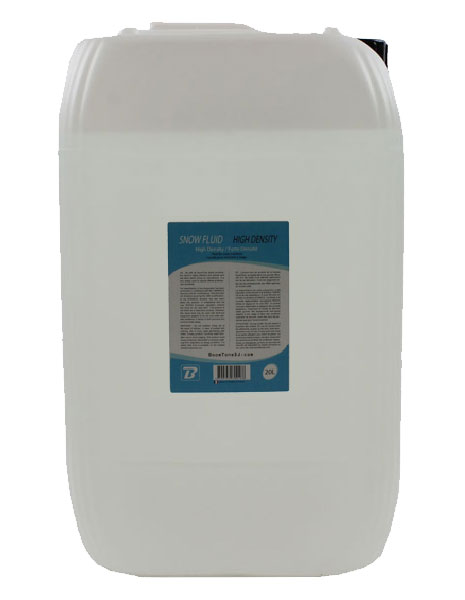 Snow Fluid High Density 20L