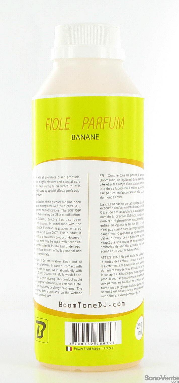 Fiole Banane 250 ml