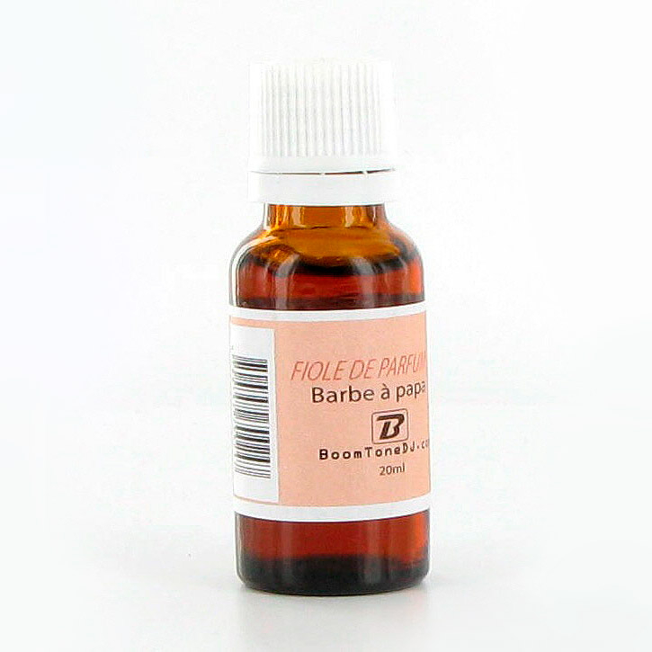 Fiole Barbe à Papa 20 ml