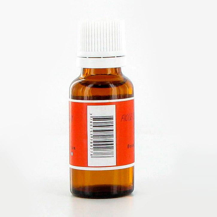 Fiole Fraise 20 ml