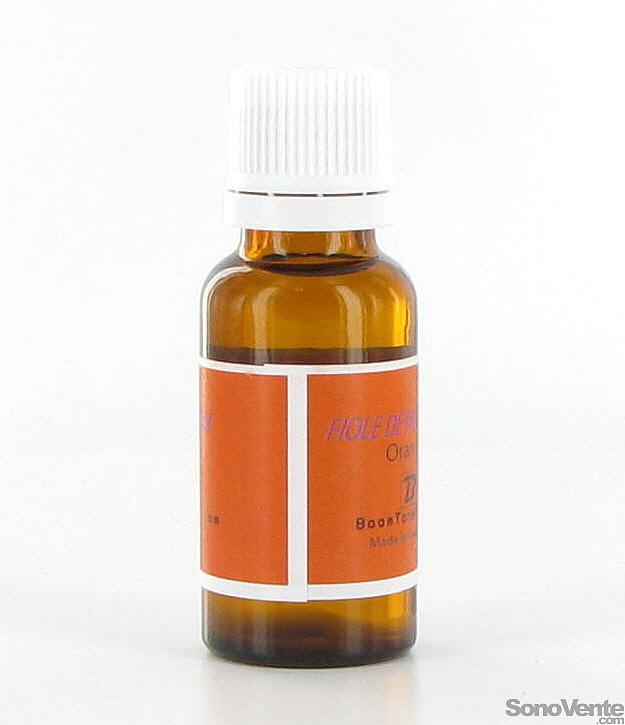 Fiole Orange 20 ml