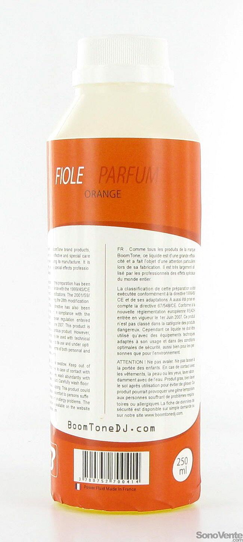 Fiole Orange 250 ml