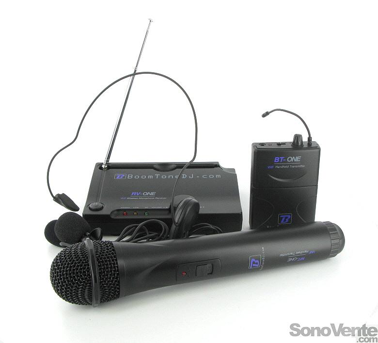 VHF ONE MHL F1