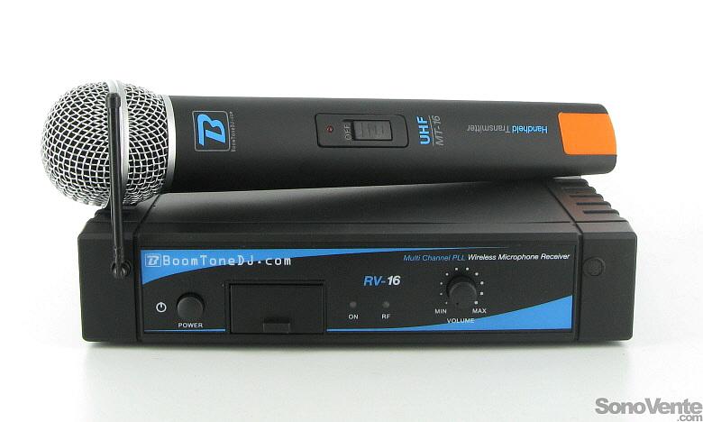 UHF PRO 16 M
