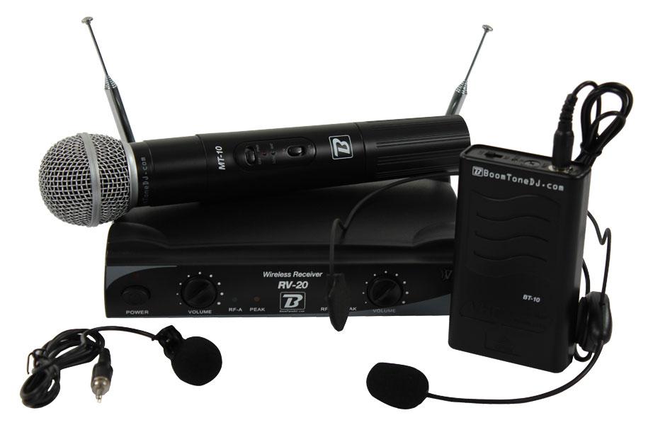 VHF 20MHL F2-F4