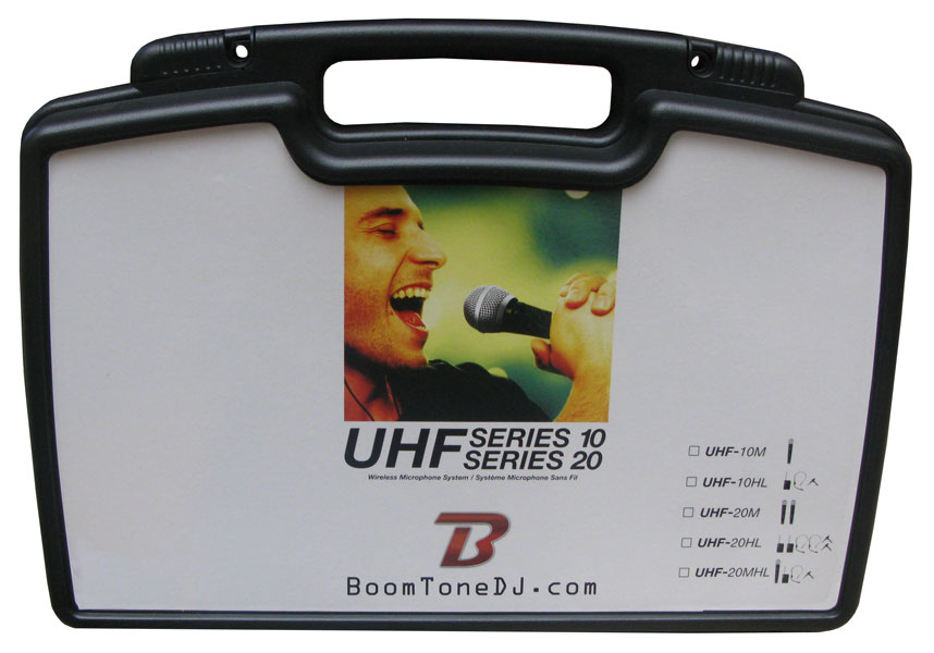UHF 10M F1