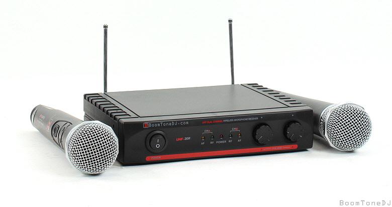 UHF 20M F1 F3
