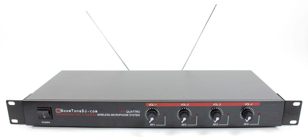 VHF Quattro MHL GR1