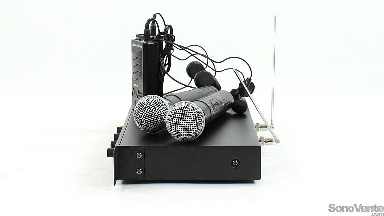 VHF Quattro MHL GR2