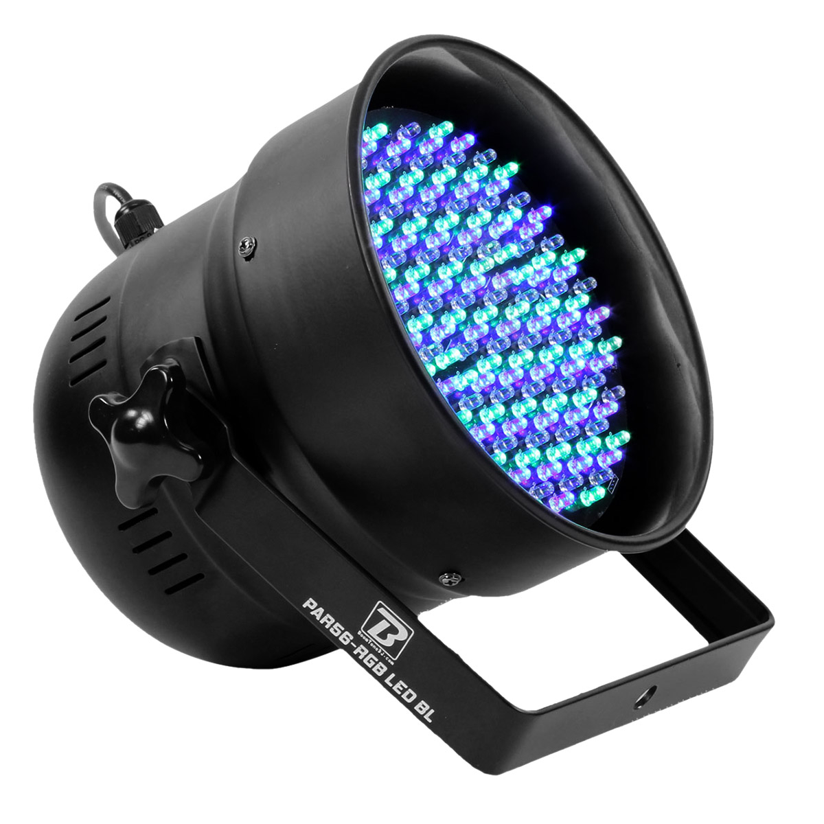 PAR 56 RGB LED Black