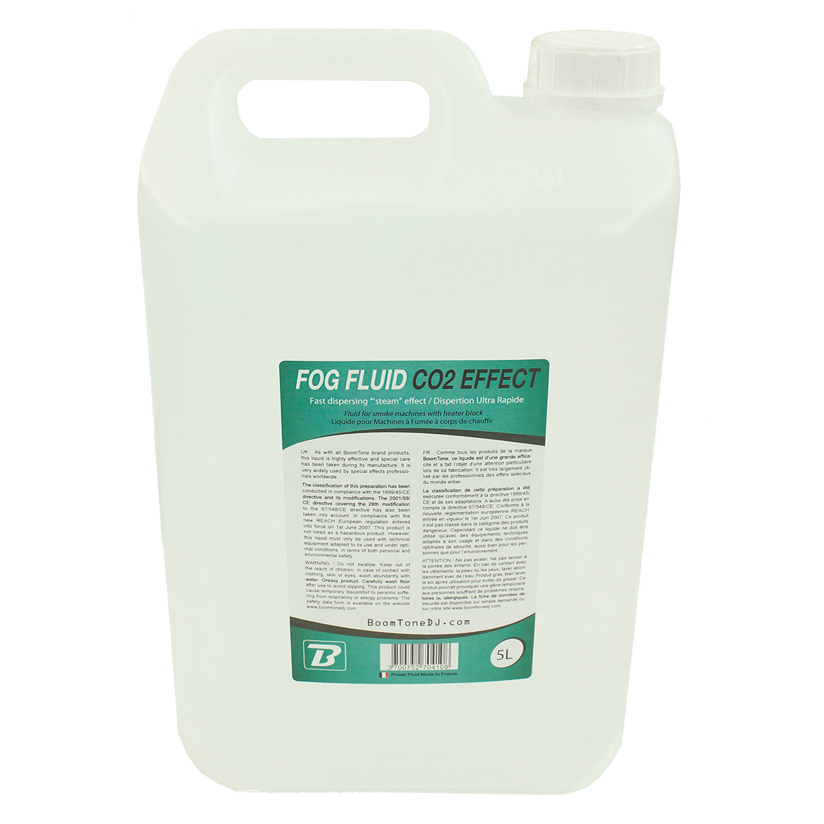 Fog Fluid CO2 Effect 5L