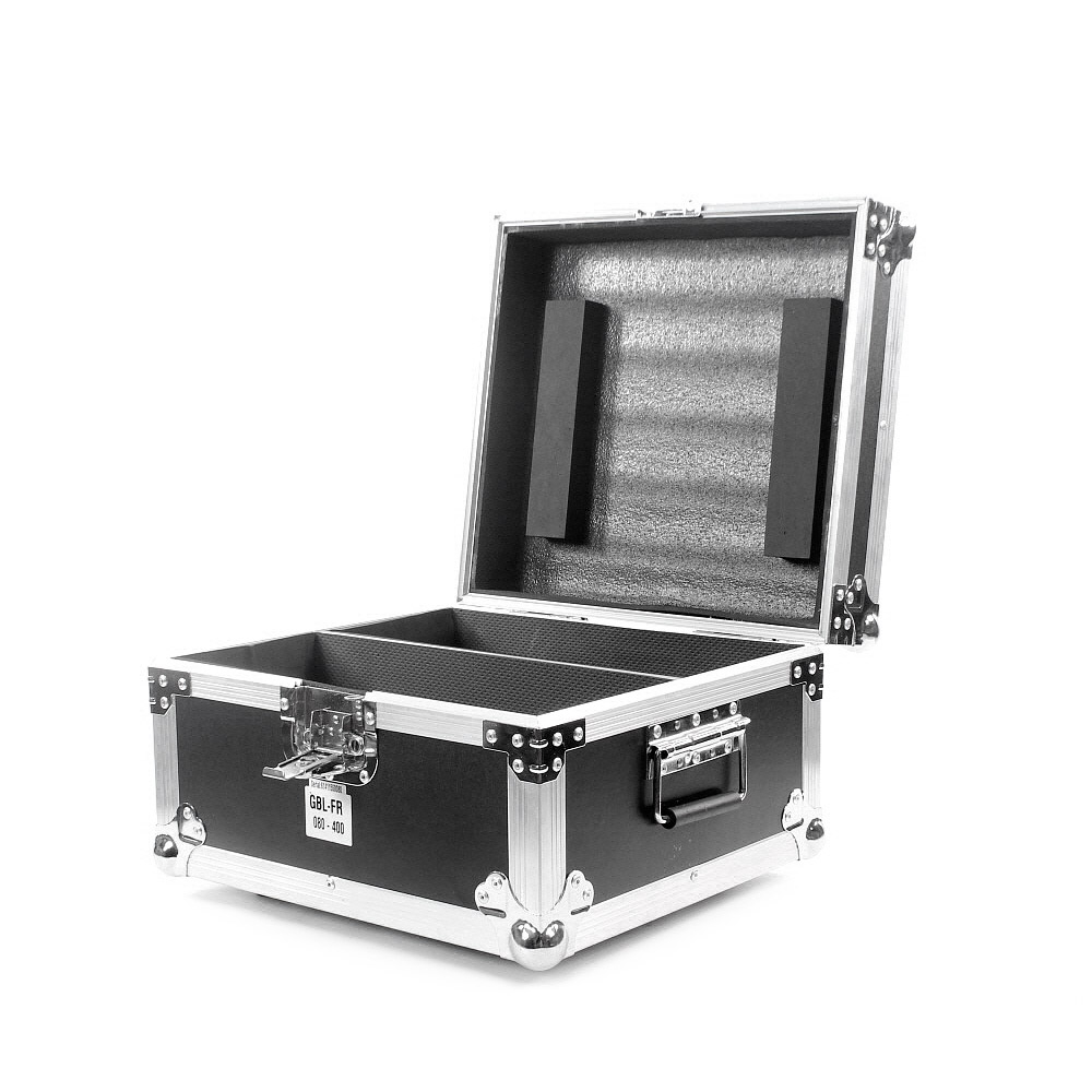 FlightCase 2 Dymano Scan LED