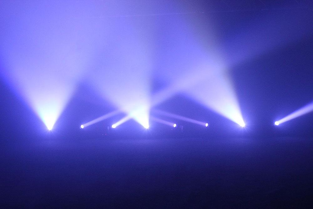 Froggy LED RGBW