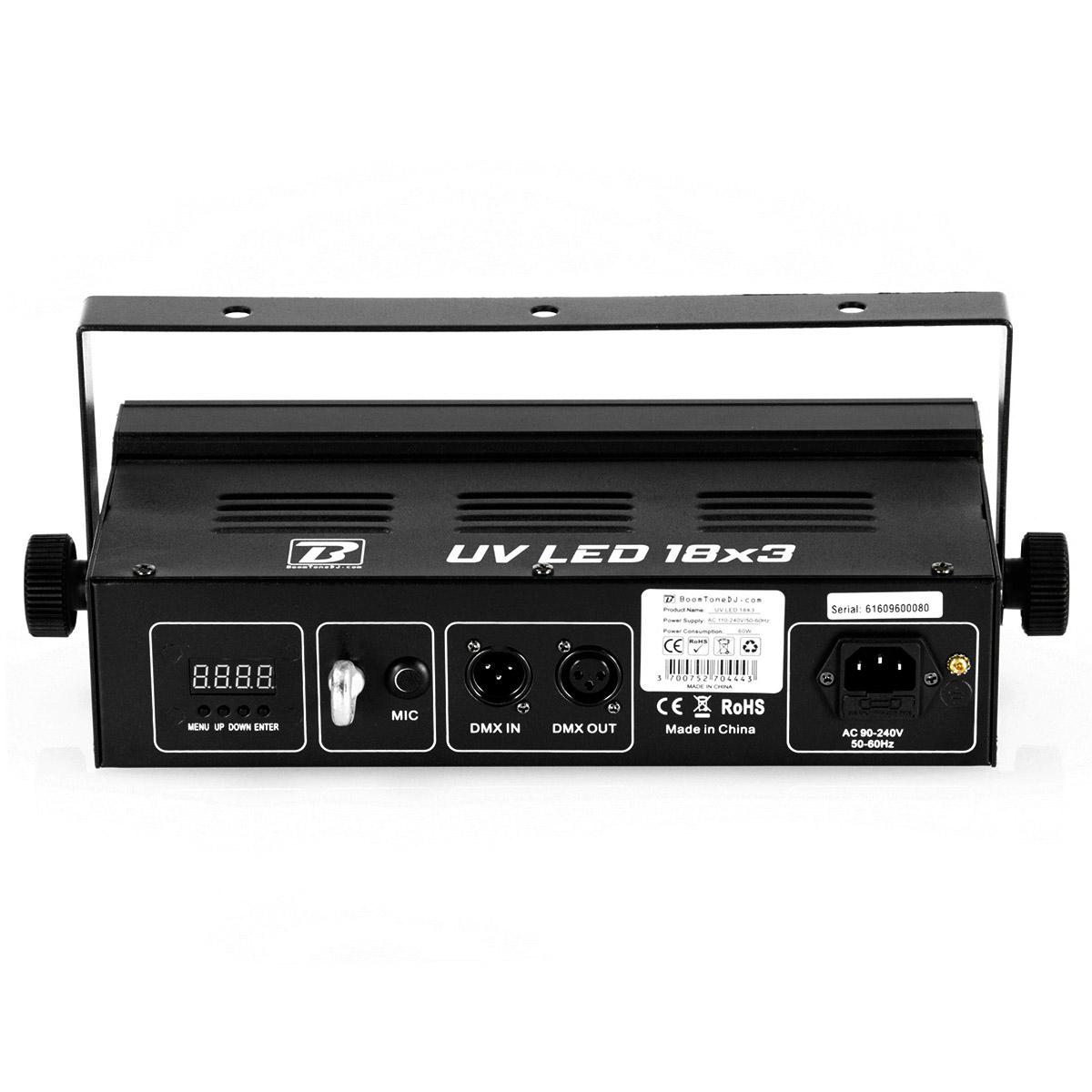UV LED 18X3