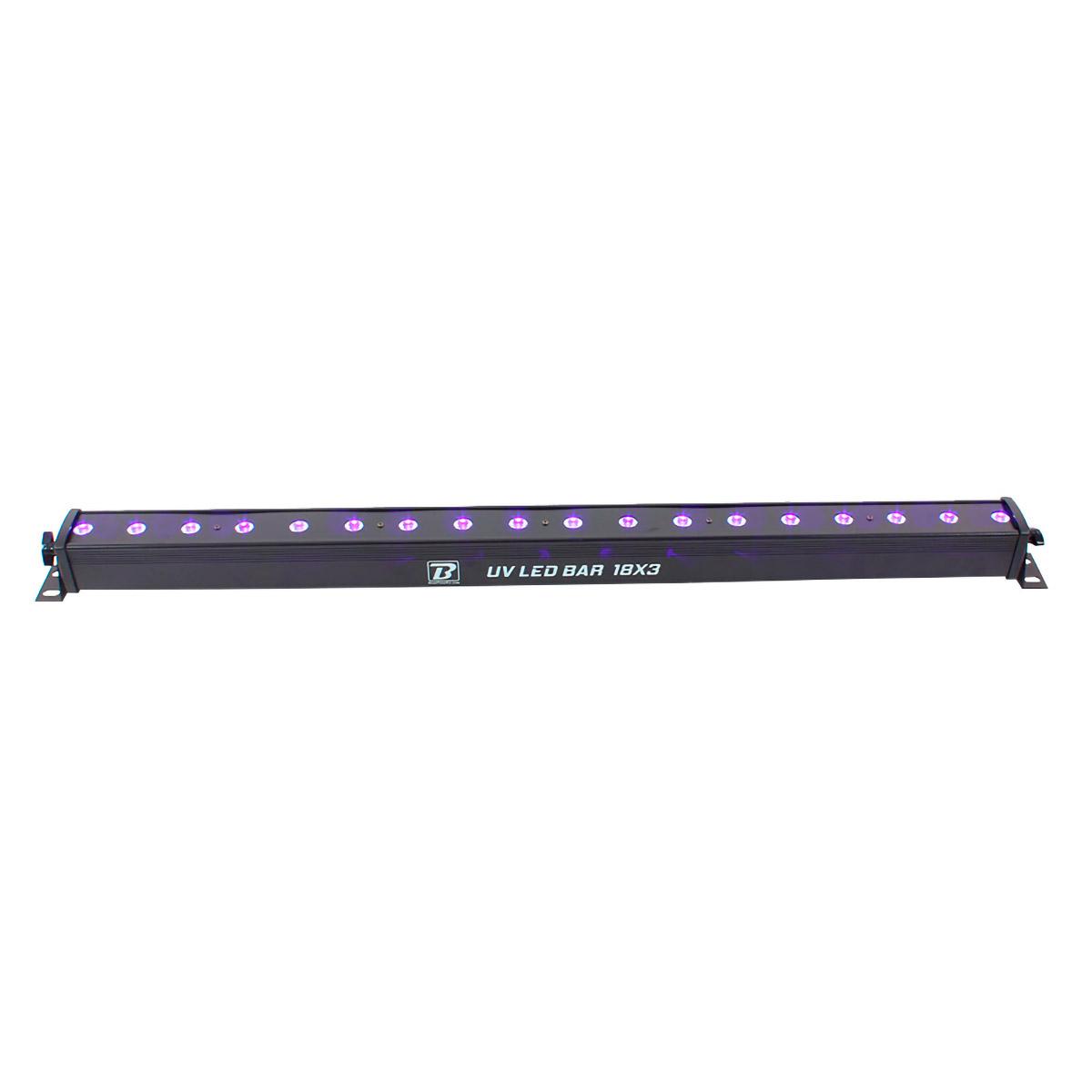 UV LED BAR 18X3