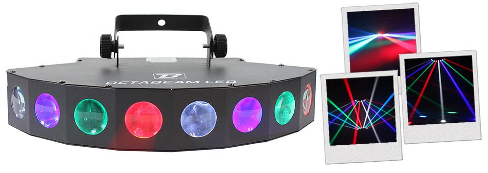 OctaBeam LED