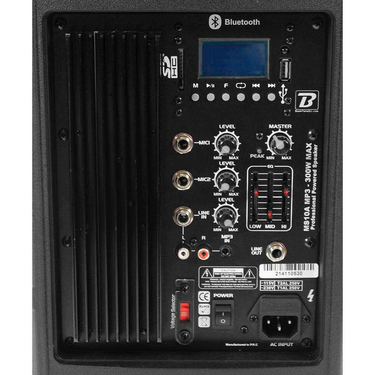 MS10A MP3