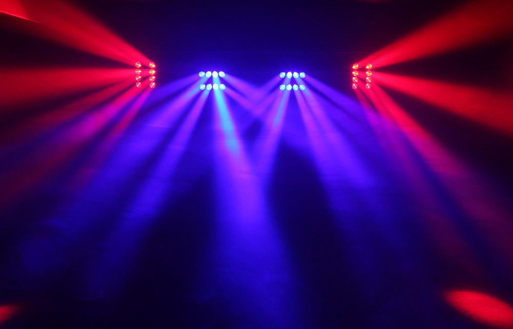 Ludibeam RGBW