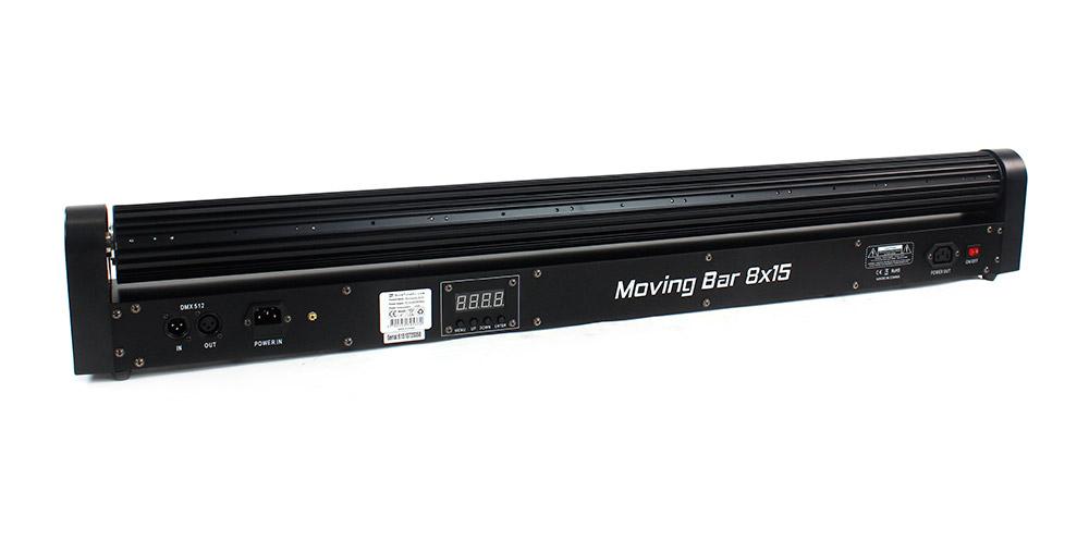 Moving Bar 8X15