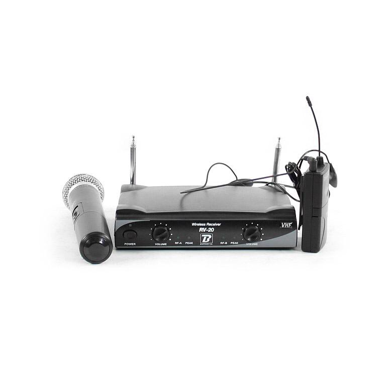 VHF 20MHL F5-F7