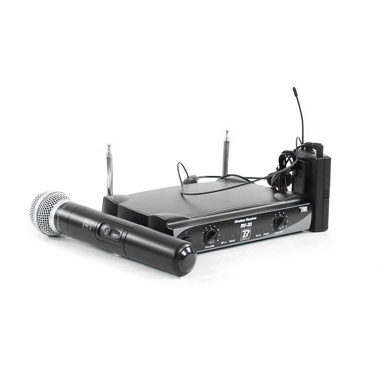 VHF 20MHL F6-F8