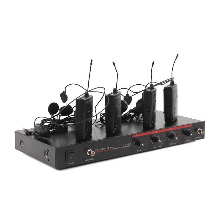 VHF Quattro HL GR3