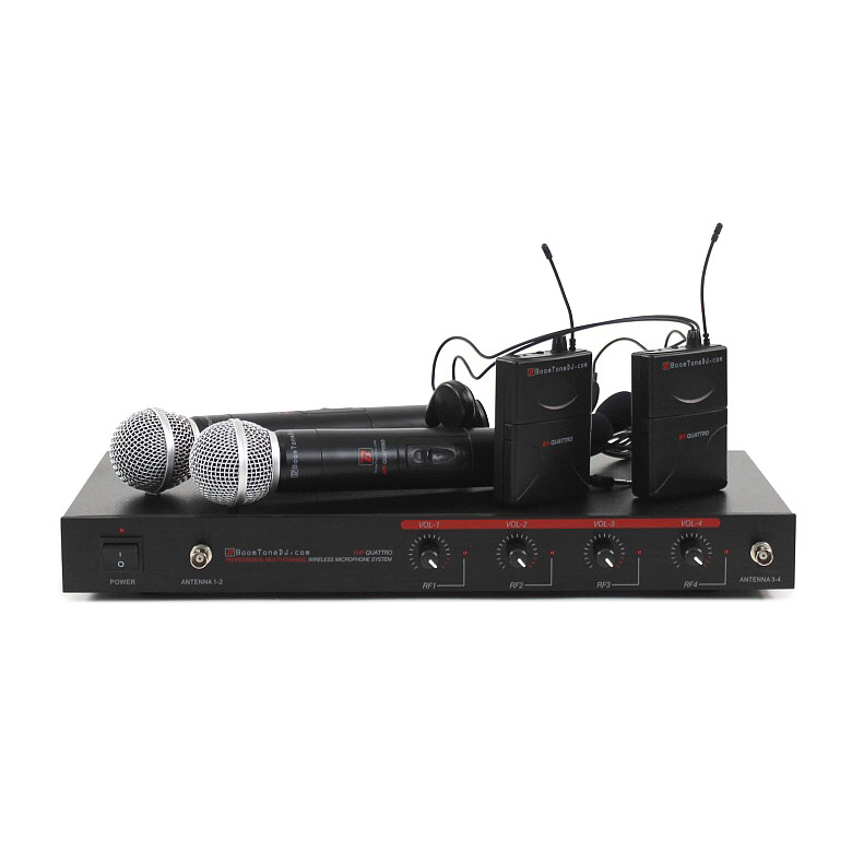 VHF Quattro MHL GR3