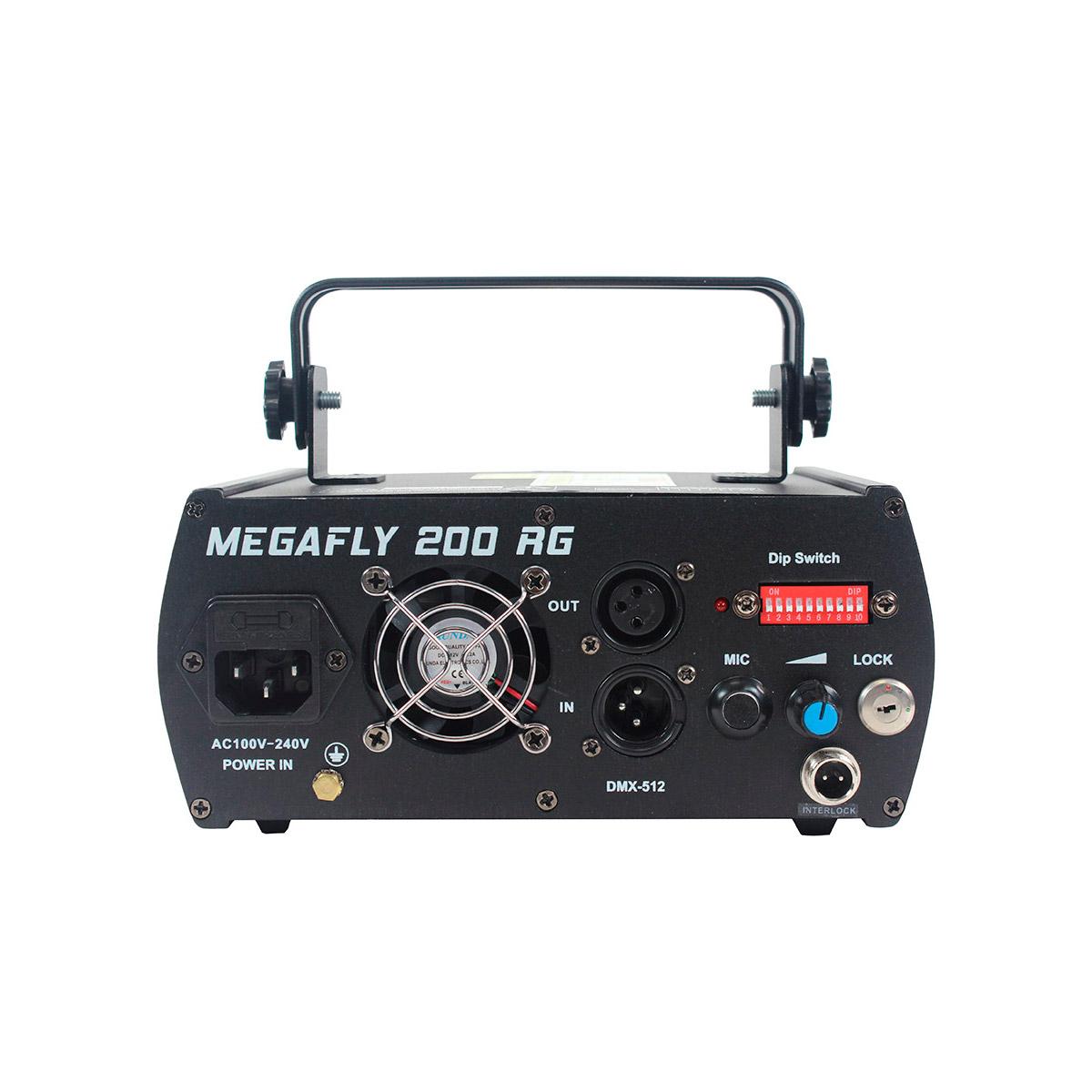 MEGAFLY 200 RG