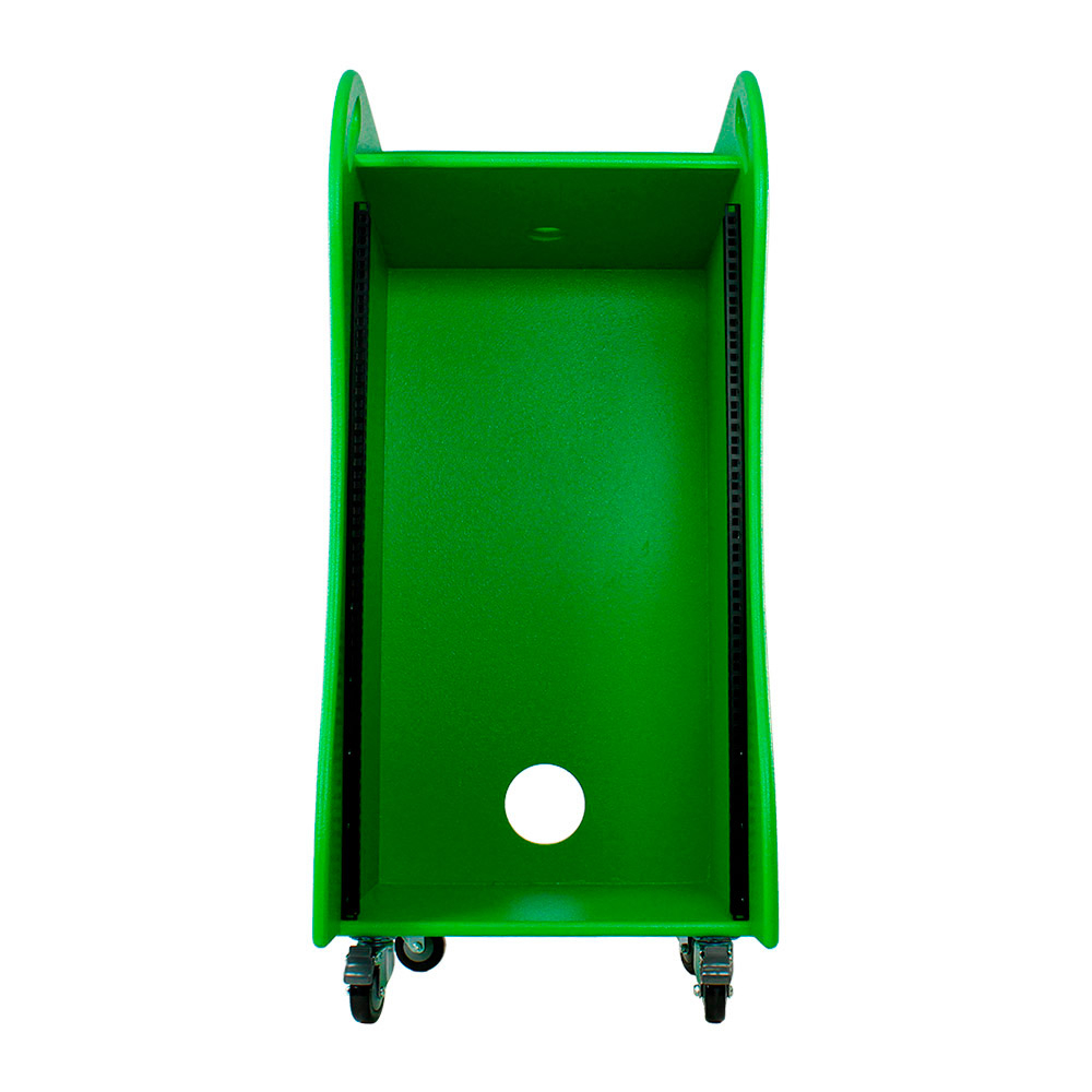 Fitness Rack Green