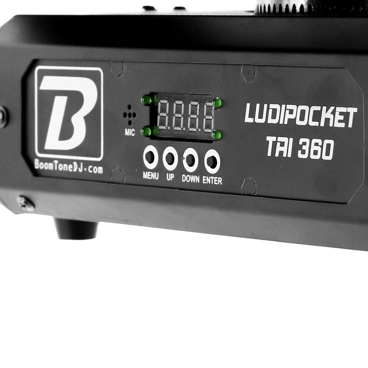 LUDIPOCKET TRI 360