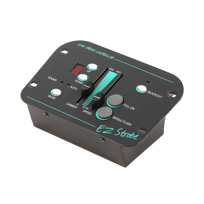 S1500PRO DMX + EZ Strob