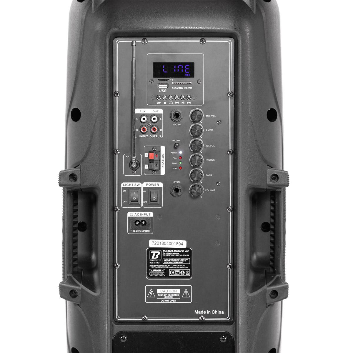 Traveler Double 10 VHF