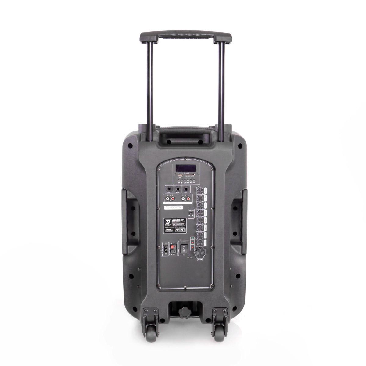 Mobile 12 UHF
