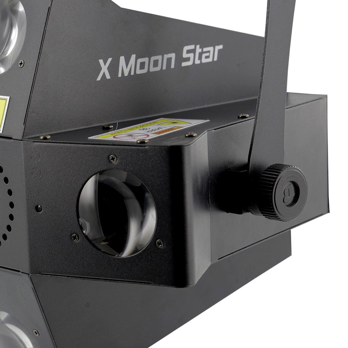 X Moon Star